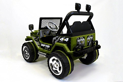 305a5a6535 Home / Macchine elettriche per bambini / Macchina Elettrica Jeep 12V