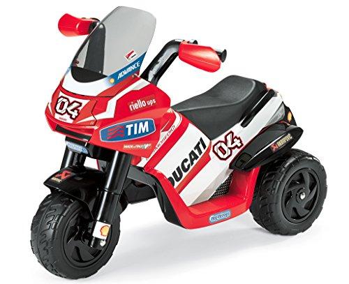 buy popular 73844 707d5 Moto per bambini a Tre Ruote Peg Perego Ducati